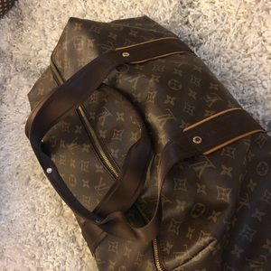 Louis Vuitton keep-all 50 Travel Bag